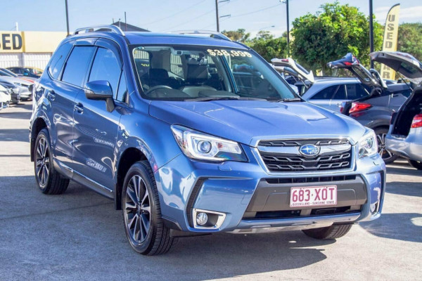 2017 Subaru Forester MY17 2.0XT Premium Suv Image 5