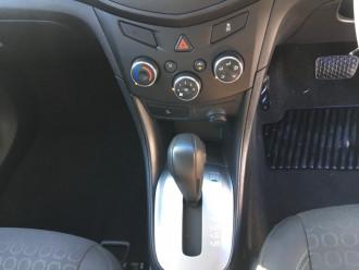 2013 Holden Trax TJ LS Wagon