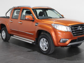 Great Wall Steed Double Cab Petrol NBP