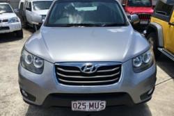 Hyundai Santa Fe Elite CRDi (4x4) CM MY10