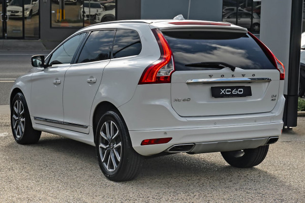 2016 Volvo XC60 (No Series) MY17 D4 Luxury Suv