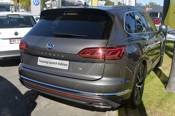 2019 MY19.5 Volkswagen Touareg CR Launch Edition Suv Image 4