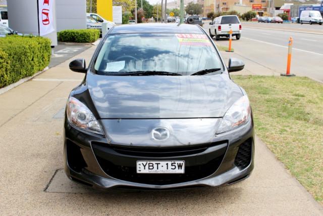 2013 Mazda Mazda3 BL10F2  Neo Sedan Image 3