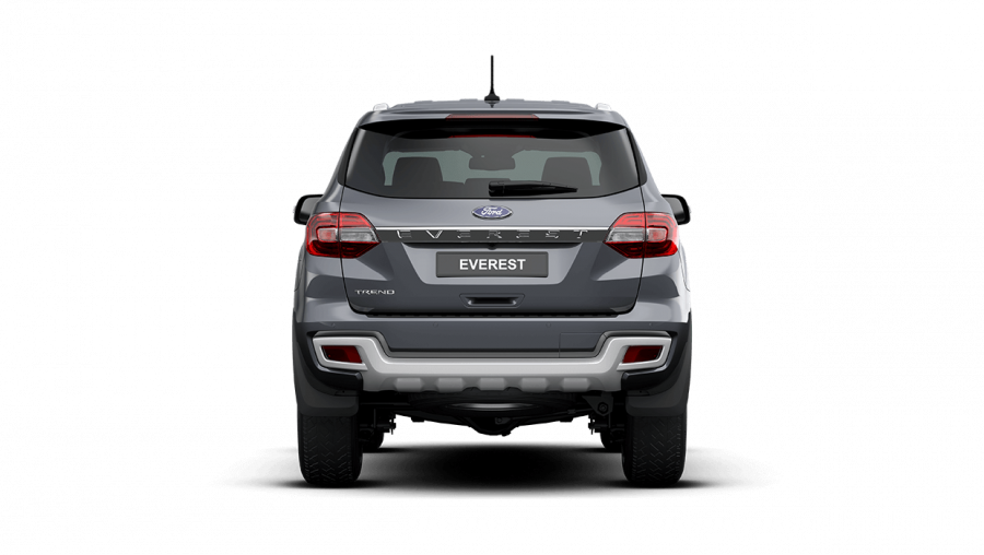 2020 MY20.75 Ford Everest UA II Trend 4WD Suv Image 4