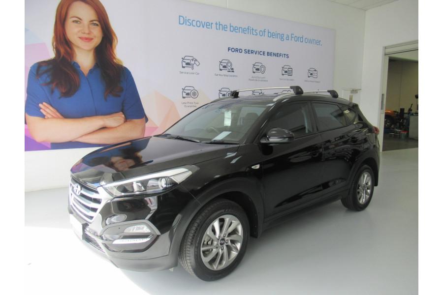 2017 MY18 Hyundai Tucson TL2 Active Suv