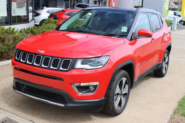 2019 MY18 Jeep Compass M6 Limited Suv Image 3