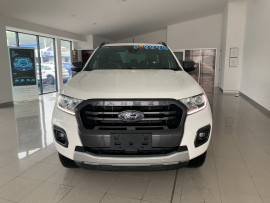 2019 Ford Ranger PX MkIII 2019.7 Wildtrak Utility Image 2