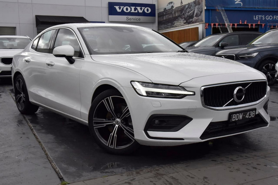 2019 MY20 Volvo S60 Z Series  T5 Momentum Sedan