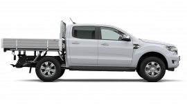 2020 MY21.25 Ford Ranger PX MkIII XLT Double Cab Chassis Utility image 5