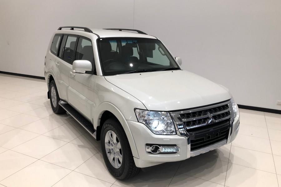 2019 Mitsubishi Pajero NX GLX 7 seat wagon