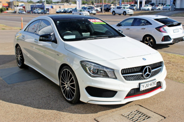 2016 MY55 Mercedes-Benz Mb Aclass C117 805+ CLA250 CLA250 - Sport Coupe Image 4