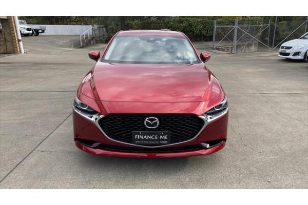 2021 Mazda 3 BP G20 Touring Sedan Image 2