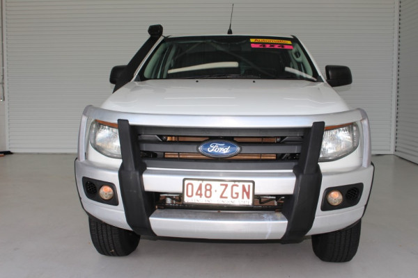 2014 Ford Ranger PX XL Dual cab Image 3