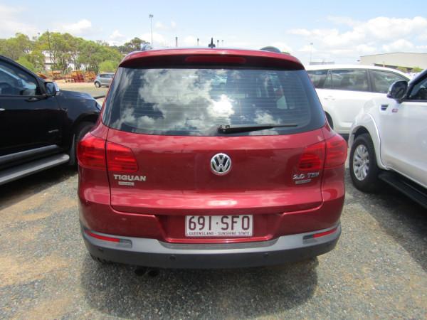 2012 MY12.5 Volkswagen Tiguan 5N 155TSI Suv