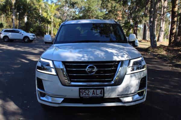 2020 Nissan Patrol Y62 Series 5 Ti-L Suv Image 2