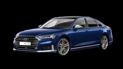 New Audi S8 TFSI Sedan