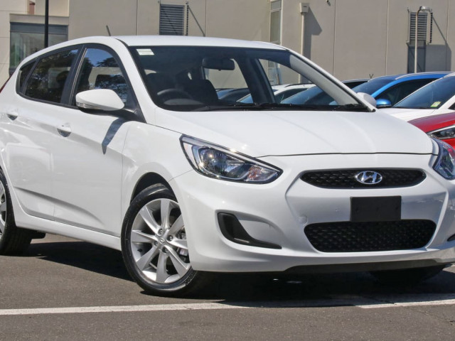 2018 Hyundai Accent RB6 MY18 Sport Hatchback