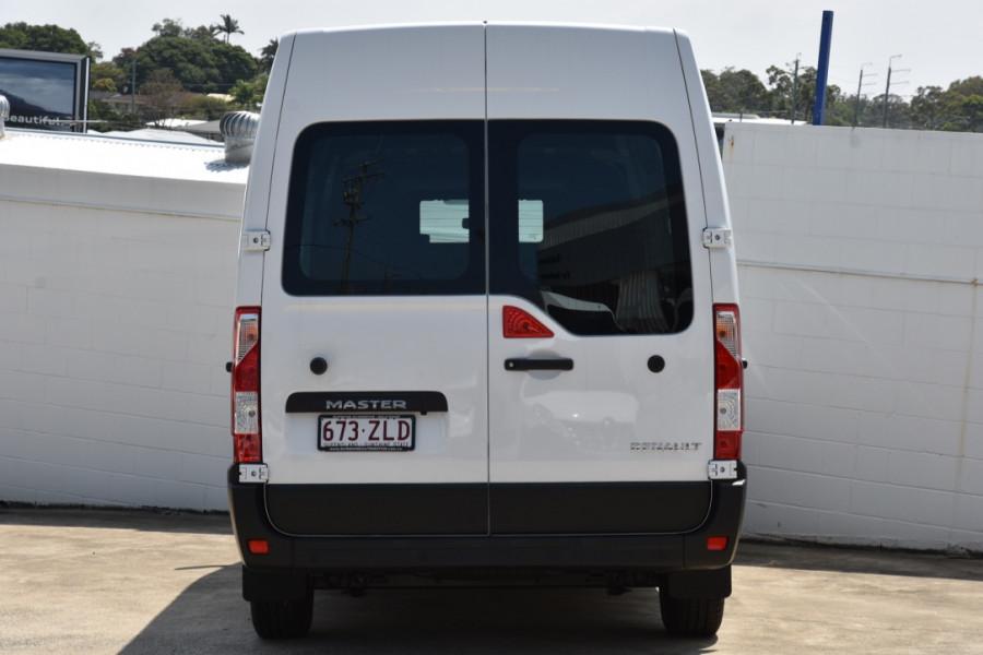 2019 Renault Master MWB L2H2 2.3L T/D 120kW 6Spd Manual Van