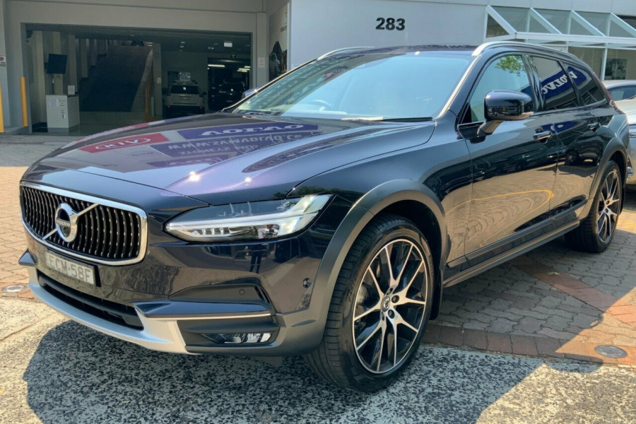 2019 Volvo V90 236 MY19 D5 Cross Country Inscription Wagon Mobile Image 7