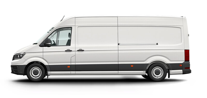 Crafter Van Long Wheelbase 8 Speed Auto FWD