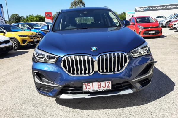 2021 BMW X1 F48 LCI sDrive18i Suv