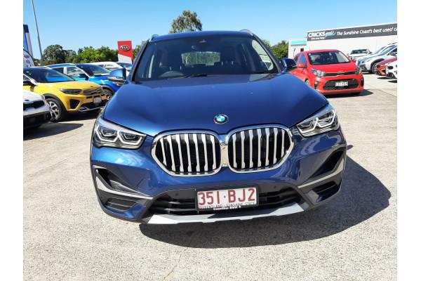 2021 BMW X1 F48 LCI sDrive18i Suv Image 2