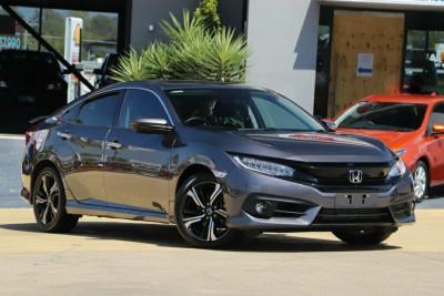 2018 Honda Civic 10th Gen MY18 RS Sedan