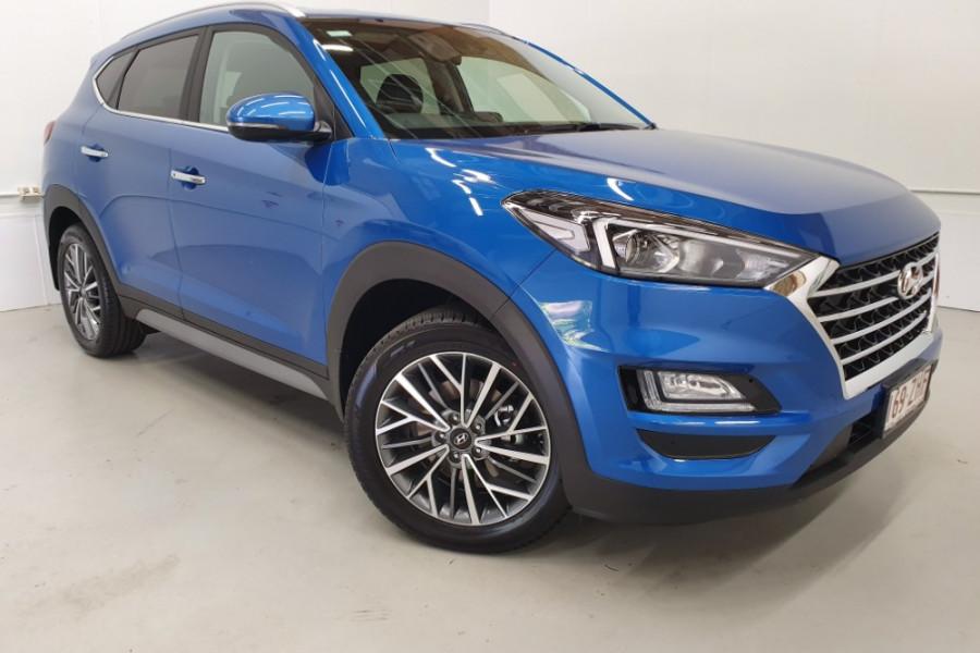 2019 Hyundai Tucson TL3 Elite Suv