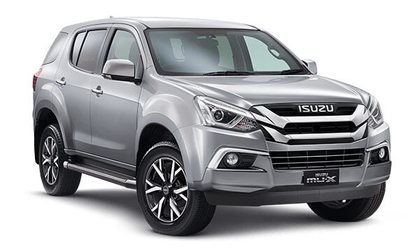 2021 MY19 Isuzu UTE MU-X LS-U 4x2 Wagon