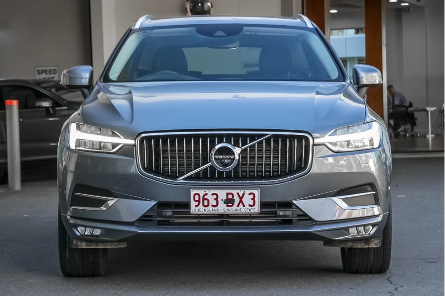 2018 Volvo XC60 (No Series) MY18 D4 Inscription Suv