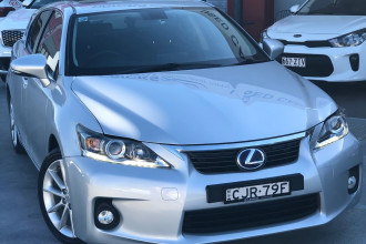 Lexus Ct Luxury ZW