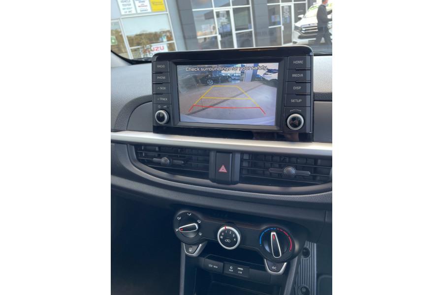 2017 Kia Picanto TA MY17 SI Hatchback