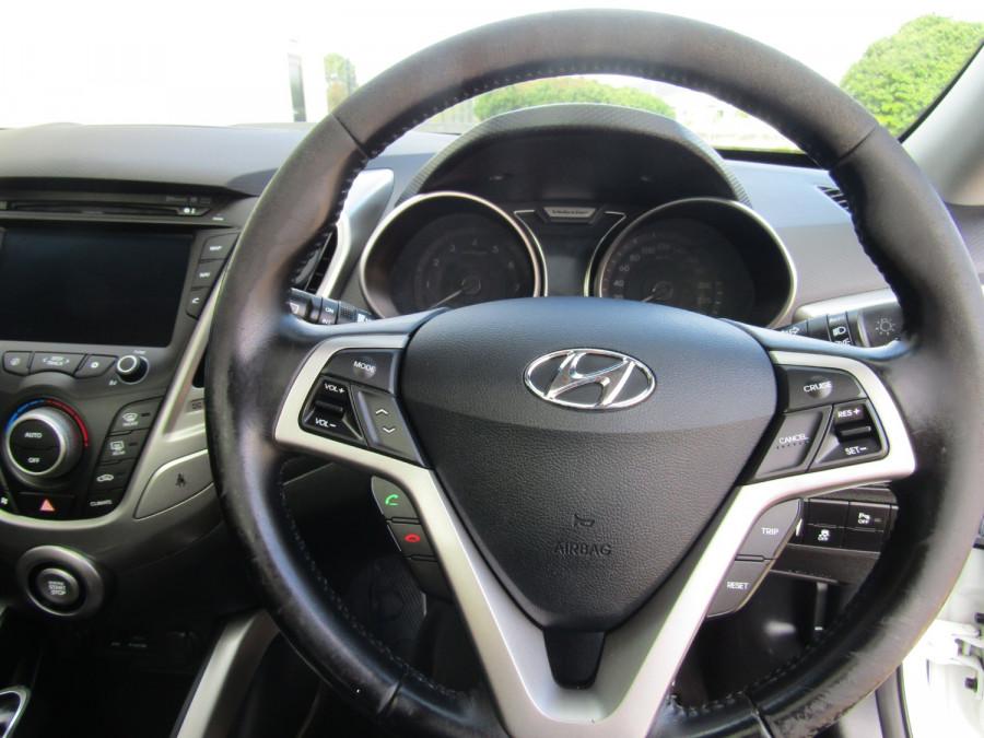 2013 Hyundai Veloster FS2 FS2 Hatchback Image 21