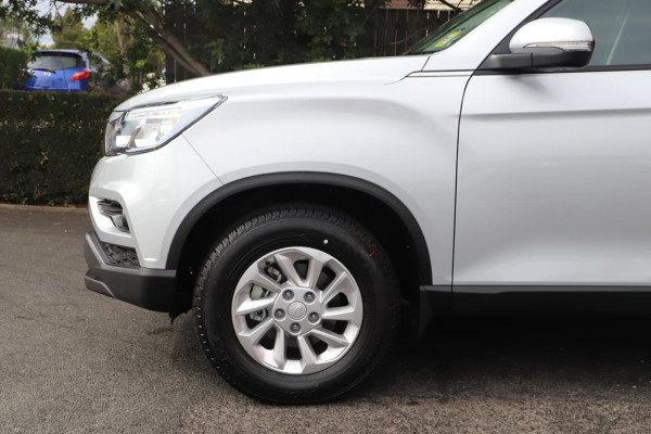 2020 MY20.5 SsangYong Musso Q201 ELX XLV Utility