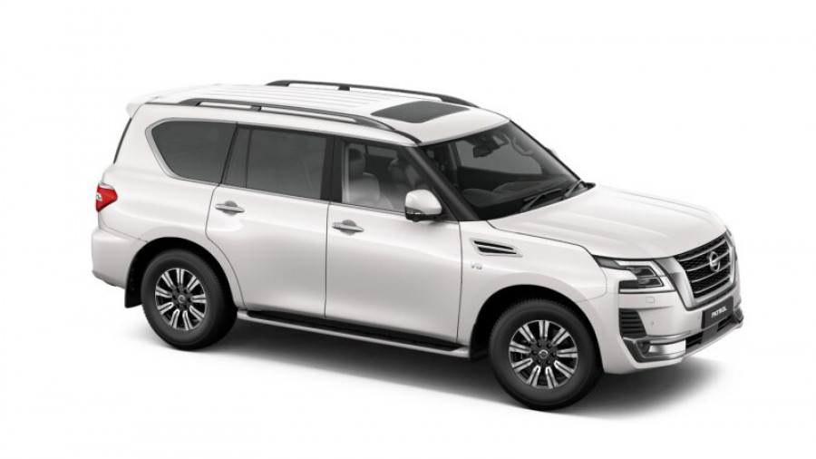 2020 Nissan Patrol Y62 Series 5 Ti-L Suv Image 10