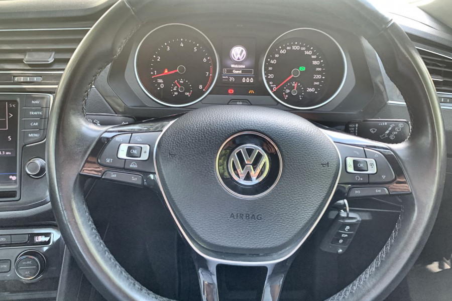 2017 Volkswagen Tiguan 5N MY17 132TSI Suv Mobile Image 7