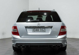 2010 Mercedes-Benz C63 W204 AMG Wagon