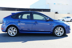 2009 Ford Focus LV XR5 Turbo Hatchback