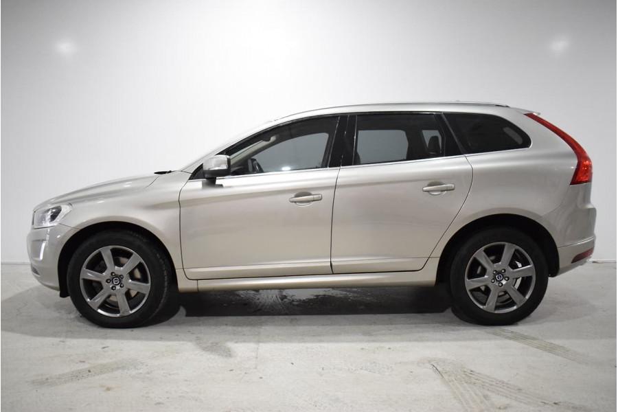 2014 Volvo XC60 (No Series) MY15 D4 Luxury Suv