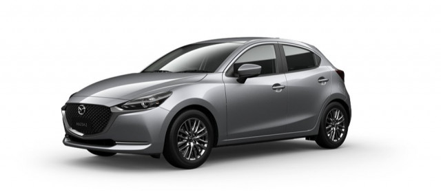 2020 Mazda 2 DJ Series G15 Evolve Hatchback Mobile Image 1
