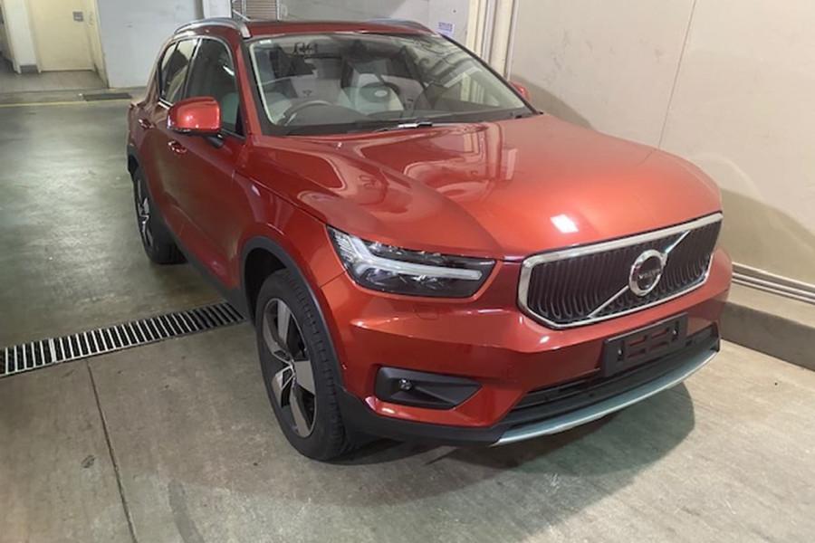 2018 Volvo Xc40 (No Series) MY18 D4 Momentum Suv