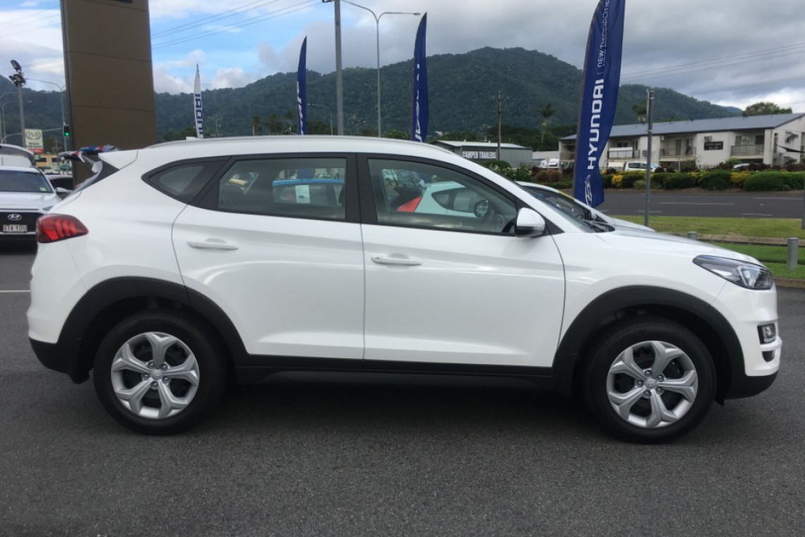 2018 MY19 Hyundai Tucson TL3 Go with safety pack Suv