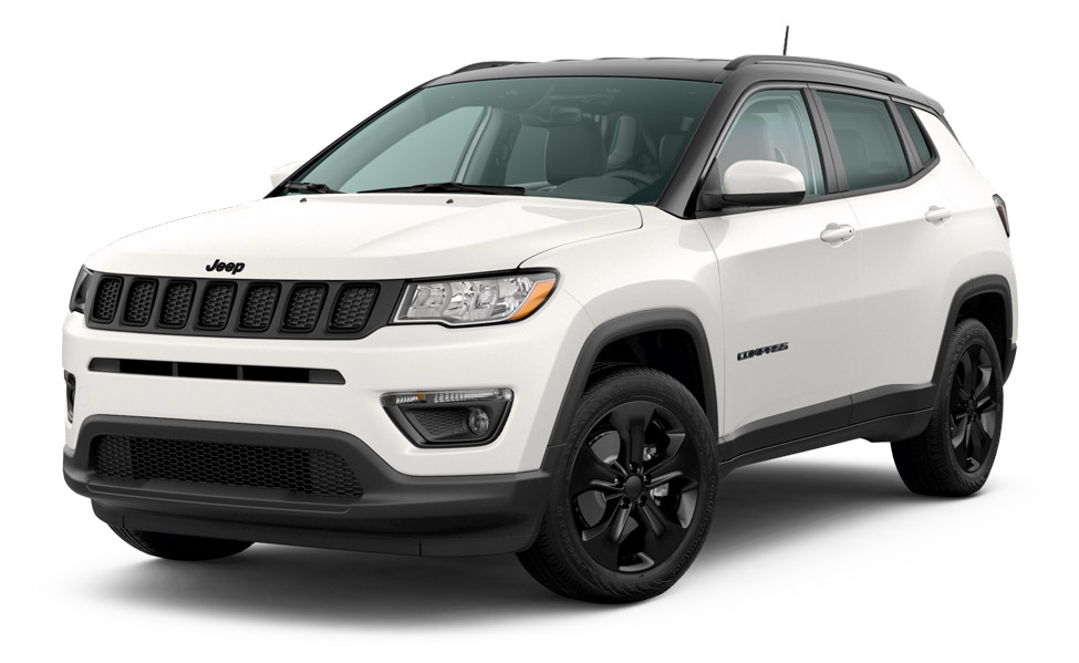 2020 Jeep Compass M6 Night Eagle Suv