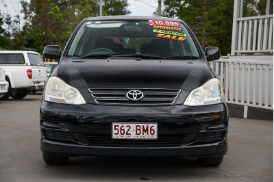 2008 Toyota Avensis Verso ACM21R GLX Wagon Image 2