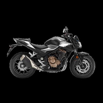 New Honda CB500F