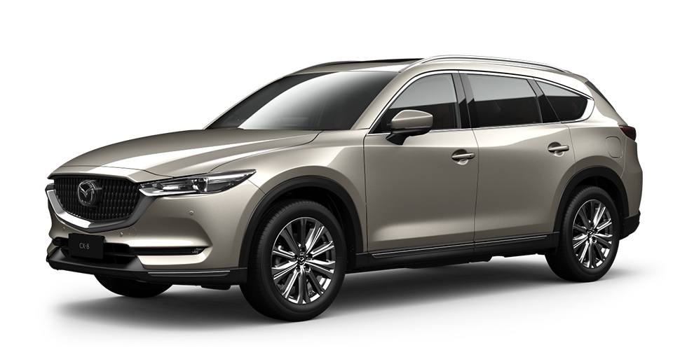Mazda CX-8 <br>GT <br>PERSONAL | BUSINESS
