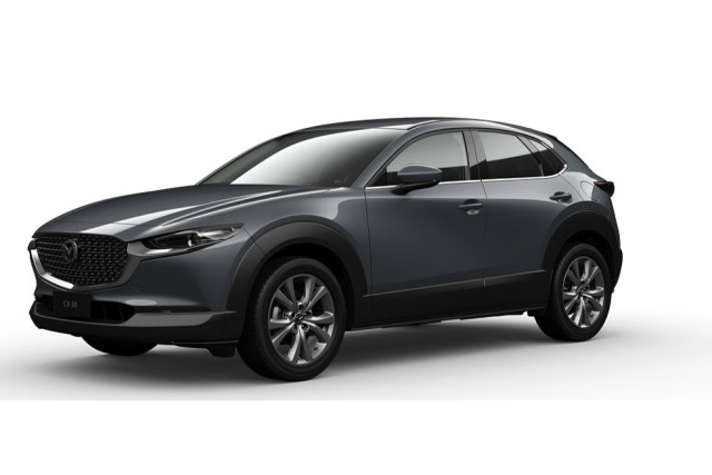 2021 MY20 Mazda CX-30 DM Series G25 Touring Wagon