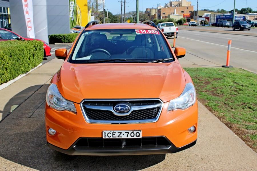 2012 Subaru XV G4-X 2.0i Suv
