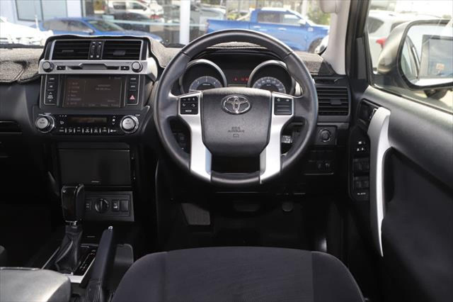 2014 Toyota Landcruiser Prado KDJ150R MY14 GXL Suv Image 12