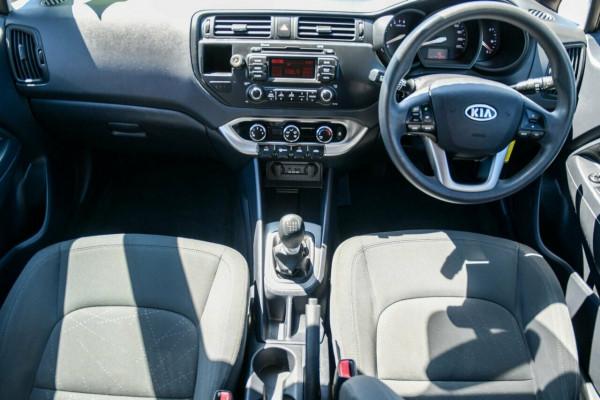 2012 Kia Rio UB MY12 S Hatchback
